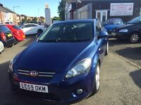 KIA Pro_Cee'D 1.6 3 3dr FULL SERVICE HISTORY ONE OWNER