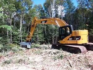 Land clearing, site preparation dam construction Brisbane City Brisbane North West Preview