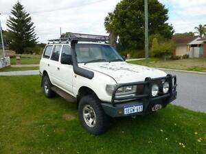 1995 Toyota LandCruiser Wagon - ideal 4x4 camping vehicle !! Samson Fremantle Area Preview