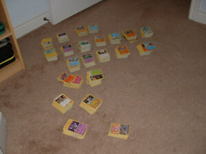 pokemon cards lots of good cards in perfect shape