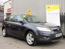 Ford Focus 1.6 STYLE (grey) 2009