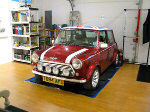 CLASSIC ROVER MINI COOPER FINAL YEAR OF PRODUCTION