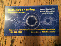 Nothing's Shocking                          Electrical Services