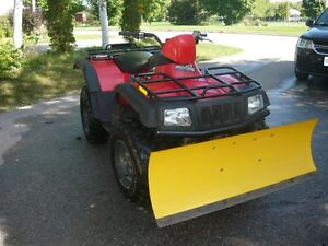 ATV 400cc-Well looked after. Kitchener / Waterloo Kitchener Area image 4