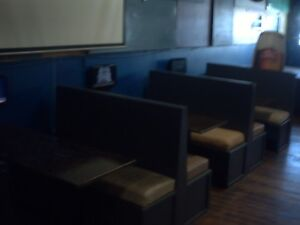 restaurant booths sale kijiji in ontario buy sell save with