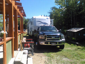 2001 Holiday Rambler Presidential & 2005 Fontaine F-450 diesel