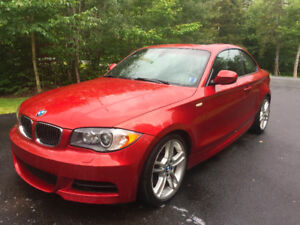2011 BMW 1 Series M M Package Coupe (2 door)
