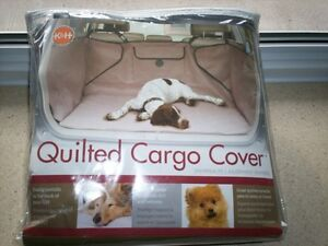 Kurgo Quilted Cargo Cover Universal fit NEW /NEUF Grey / Gris.