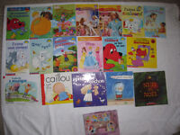 Lot of French Children's Books