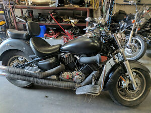 2006 Yamaha V-Star Classic 1100 For Parts RPM Cycle