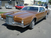 LINCOLN MARK IV 1972