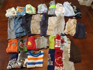 Baby boy clothes size 9 - 12 months