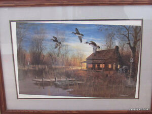 Jim Hansel Passing Through Limited Edition Signed Print