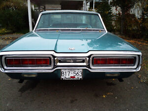 1965 Ford Thunderbird - ICBC Collector Plates/Certification. Prince George British Columbia image 10