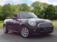 MINI CONVERTIBLE 1.6 Cooper 2dr (black) 2013