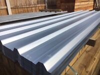 🔨🌟New Galvanised Box Profile Metal Roof Sheets