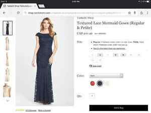 Women's Formal Gown and matching shoes Sarnia Sarnia Area image 2