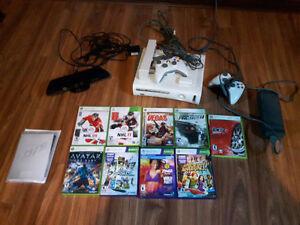 Xbox 360 - Kinect - Jeux