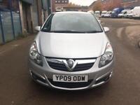 Vauxhall Corsa 1.2i 16v SXi 3 door - 2009 09-REG - FULL 12 MONTHS MOT