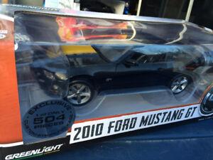 Ford Mustang gt 2007  1 de 504 diecast 1/18 die cast