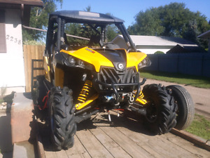 2013 can am Maverick  xrs  1000rr with  loads of extras