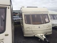 6 BERTH2004 AVONDALE WITH FIX BUNKBEDS AND AWNING MORE IN STOCK AND WE CAN DELIVER