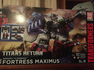 Transformers Fortress Maximus