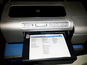 "HP Business Inkjet 2800 large format printer a3+ (13""x19"")"