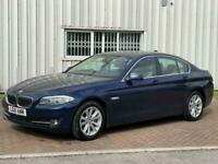 2011 BMW 5 Series 2.0 520d SE 4dr Saloon Diesel Automatic