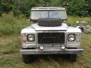 1983 Land Rover Defender Wagon LAST CHANCE TO BUY