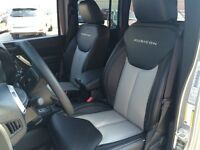 Jeep Wrangler - Leather interior - intérieur cuir