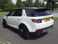 LAND ROVER DISCOVERY SPORT 2.2 SD4 HSE LUXURY 4X4