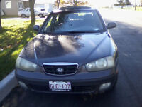 2002 Hyundai Elantra [Running CONDION]!!I