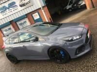 2016 / 66 FORD FOCUS RS 350BHP WITH ALL THE EXTRAS IN STEALTH GREY 3,000 MILES !