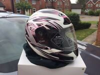 HJC ladies crash helmet BNIB size 56cm Small