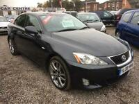 2008 LEXUS IS 250 SPORT AUTO