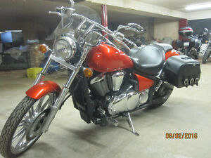 2009 Kawasaki Vulcan Custom For Sale