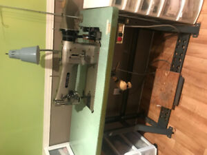 Sewing equipment for sale