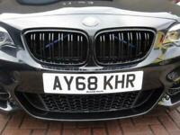 2018 68 BMW M2 3.0 M240I 2D 335 BHP
