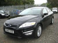 """2013/13 Ford Mondeo 1.6TDCI 115 Zetec Business Nav in Met Black """"ONLY £6995"""""""