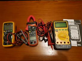 Multimeters multi meter for sale