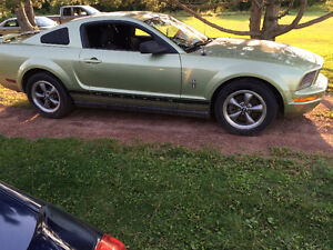2006 Ford Mustang Coupe V6