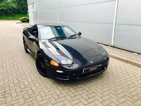 1998 R Mitsubishi GTO 3000GT 3.0 Twin Turbo Manual+ Facelift + BLACK +329 Bhp