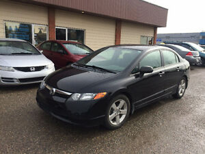 2008 Honda Civic ( Low km ) 65000 km Sedan