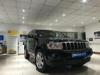 Jeep Grand Cherokee 3.0 CRD OVERLAND 4X4 AUTO
