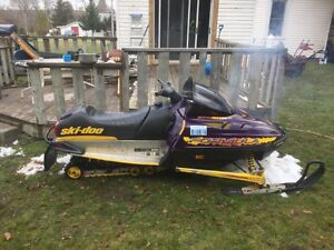 Seadoo motorcycle sled etc trade for car truck