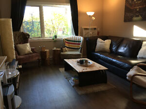 Great 2 Bdrm Sublet in Renovated Building!