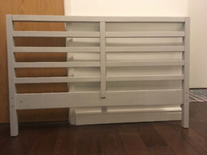 Brand new IKEA double bed frame