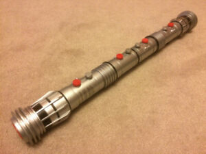 Rubies Star Wars Darth Maul's Lightsaber - 5 Feet Long