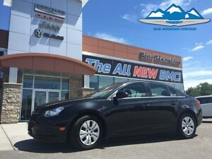 2012 Chevrolet Cruze 1LT  CERTIFIED/ETESTED, EASY FINANCE, CD/MP